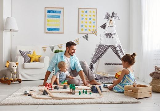 Gry i zabawy – jak kreatywnie spędzić czas z rodziną?