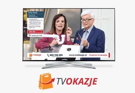 TV okazje zwiększa swój zasięg, sprawdź w jakiej lokalnej telewizji możesz na nas trafić!