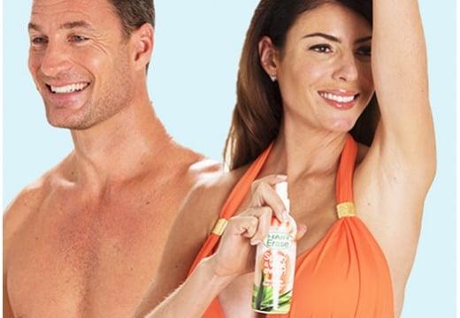 Wieloetapowa depilacja czy innowacyjny kosmetyk? Poznaj spray do usuwania zbędnego owłosienia!