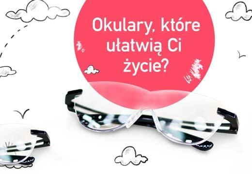 Okulary, które ułatwią Ci życie? Poznaj Perfect Zoom!