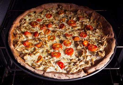 Domowa pizza na trzy sposoby! Poznaj propozycje na Międzynarodowy Dzień Pizzy!