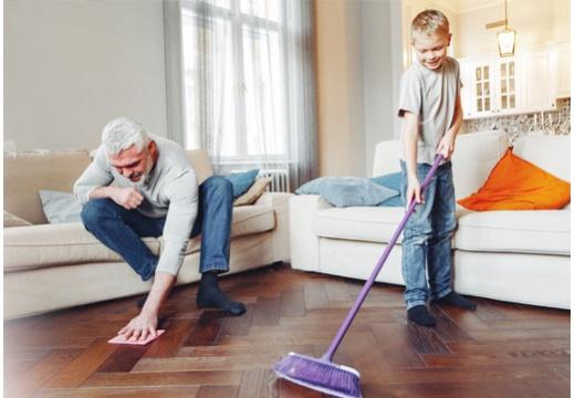 W zdrowym domu zdrowy duch, czyli jak efektywnie sprzątać?