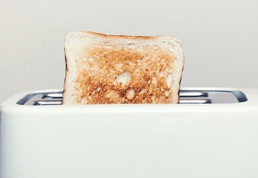 Jak wyczyścić toster?
