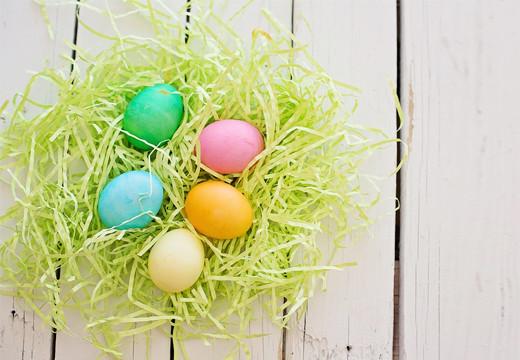 5 sposobów na udaną Wielkanoc