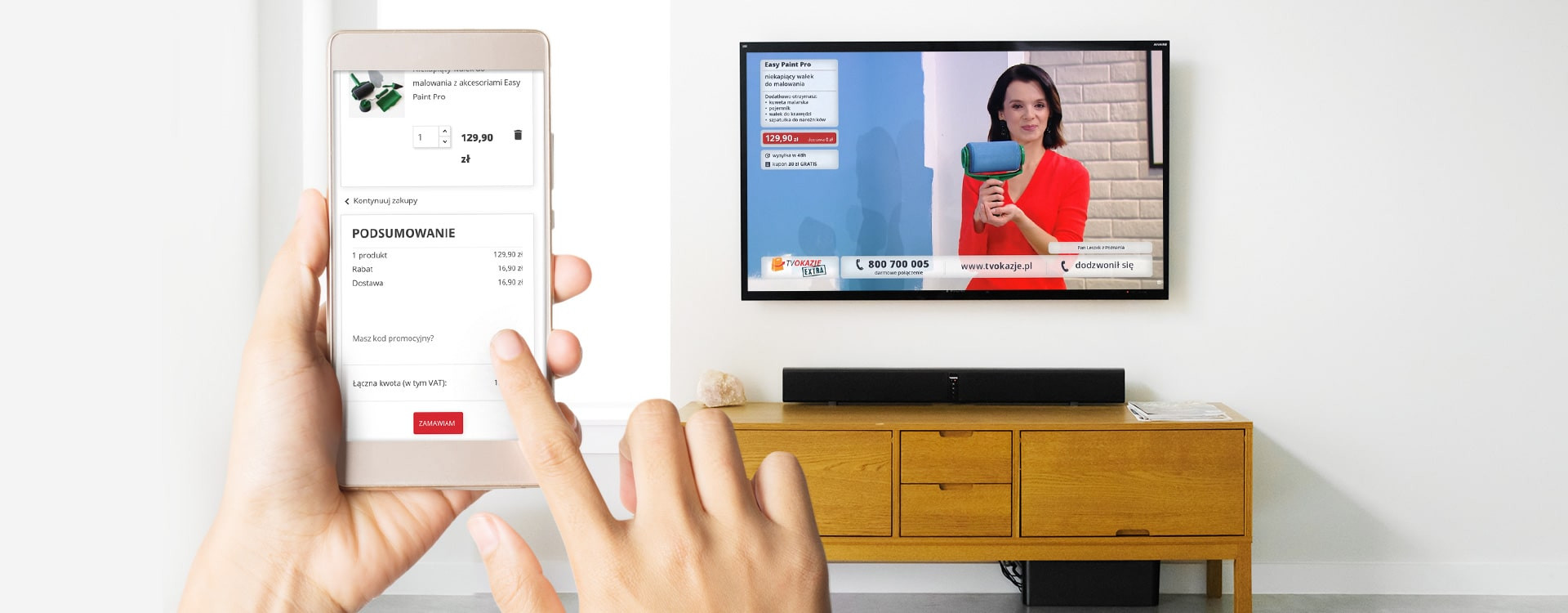 TV market: mnóstwo korzyści i wygoda