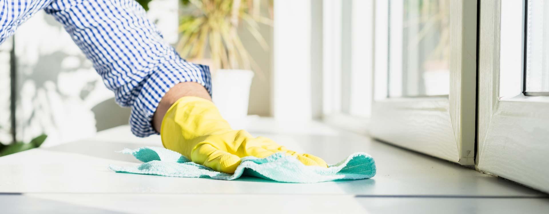 Czas na wiosenne porządki. Dlaczego warto sprzątać po zimie? Sprawdź!
