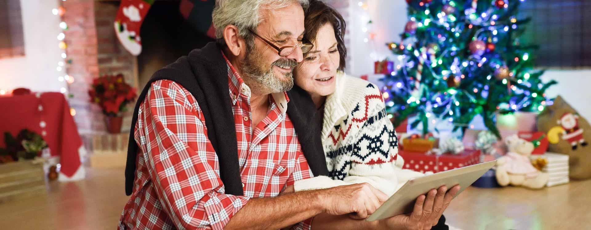Wspólny prezent świąteczny dla rodziców – trudny wybór czy proste zadanie?