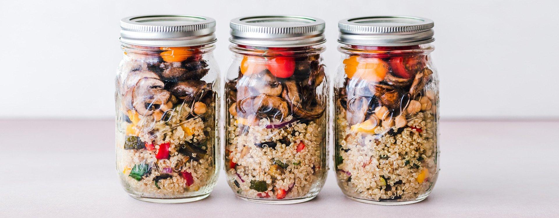 Jak poprawnie przechowywać żywność?
